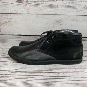 Men's Ben Sherman Ankle Boots Leather & Suede SZ 8